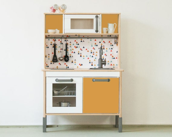 play kitchen decals trianglig pimp your ikea duktig by limmaland. Black Bedroom Furniture Sets. Home Design Ideas