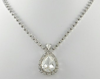 Isabella Czech Crystal Necklace