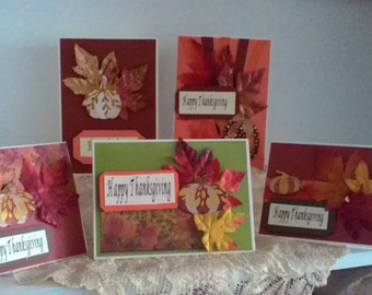 Hand made Holiday cards