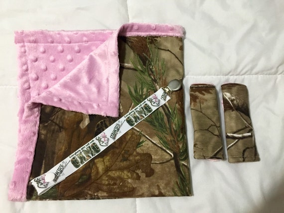 Realtree Camo Baby Car Seat Stroller Set By Binkybabyclips