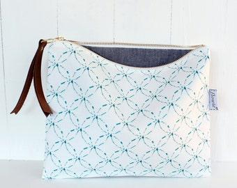 Large zipper pouch, kate