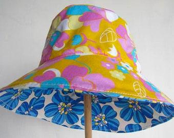 Child's bucket Hat - Small/Medium