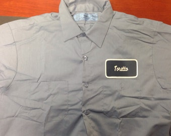New Toretto Work Shirt Fast and Furious work shirt