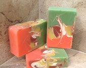 Oasis - Natural Soap, Handmade Soap, Vegan Soap, Homemade Soap, Cold Process Soap, soap