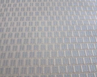 Block Party-Cubist - Grey Cotton/Polyester Blend Upholstery Fabric for Home Decor