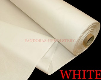 100% Cotton Sateen Curtain Fabric Lining Buy Any Length You Want