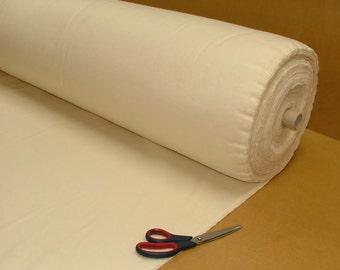 Premium Quality 100% Cotton Curtain Fabric Interlining