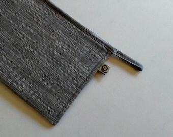 iPad Mini Case. Padded Linen Cover. Natural/Modern.