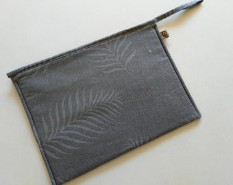 "13-14"" Laptop Case, for MacBook/MacBook Pro/MacBook Air. Linen/Leaf/Padded."