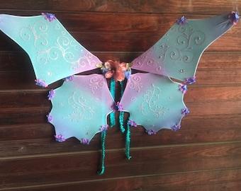 Pretty Bird Fairy Wings
