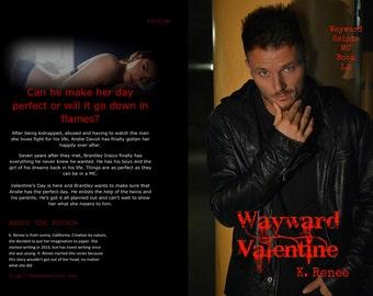 Signed Wayward Valentine Paperback