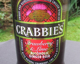 Crabbie's Glass (single)