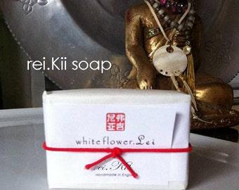 rei.Kii Luxury soaps. Vegan. Handmade in the UK