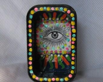 Third Eye Nicho / Shrine