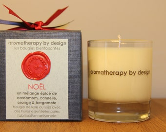Handpoured Luxury Soy Wax Aromatherapy Christmas Candle 150g/30h