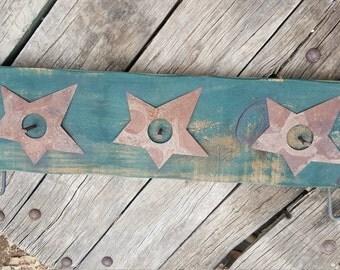 Vintage Star Wall Hanging