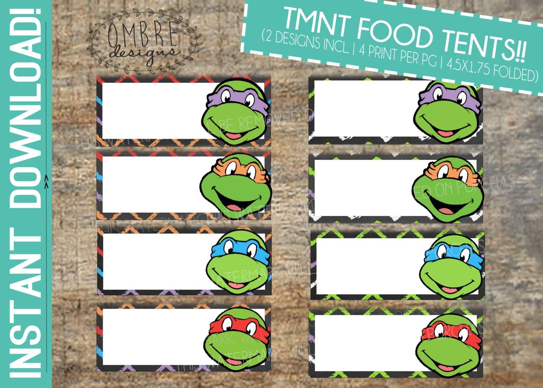 Ninja Turtles Birthday Invitation is beautiful invitations layout