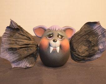 Sad Halloween Bat