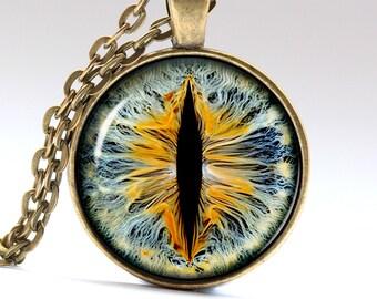 Ogre Eye jewelry Cat eye Necklace Beast eye Pendant Ogre Eye Necklace Ogre Eye Pendant Cat Eye Jewelry Cat Eye Pendant Beast Eye  LG164