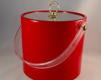 SALE - Vintage Ice Bucket by Drulane