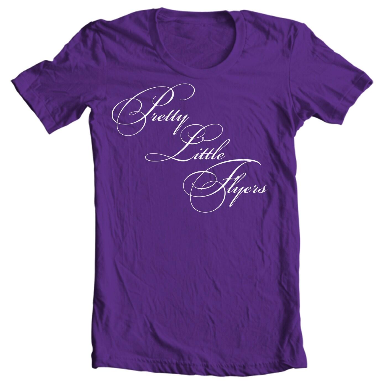 Cheer Life - Pretty Little Flyers Girls T-Shirt