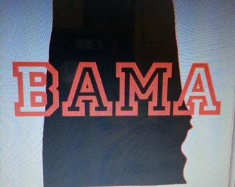 BAMA Shirt - State of Alabama