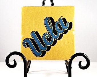 UCLA Coaster Set  ( includes 4 tiles)