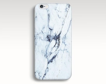 Marble iPhone 7 Case, iPhone 6s Case, White Marble iPhone 6 Case, iPhone 7 Plus Case, iPhone 5C Case, iPhone 5s Case iPhone 6s Plus Case