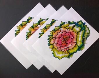 rainbow rose vinyl
