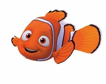 NEMO - Instant Download - Finding Nemo - Digital Printable Design - Nemo Printable