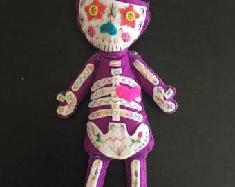 Rosita Sugar Skull Doll