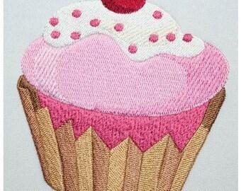 cupcake1 machine embroidery