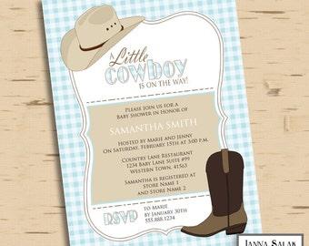 Cowboy baby shower Etsy