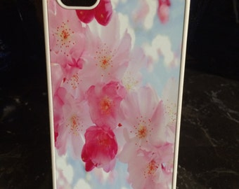 Cherry Blossoms Iphone 5,6 and 7 Case Free Shipping