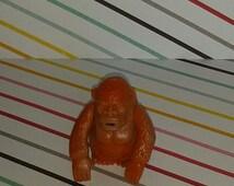 Vintage 1988 Tiny Sparking Rolling Godzilla Toy - King Kong