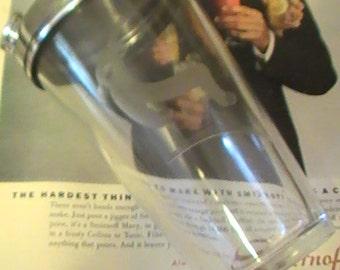 Vintage Martini Shaker- Now Priced At Just Ten Dollars!