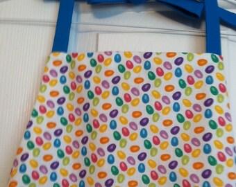 Boy's Easter egg apron