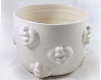 Baby Face Pot