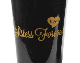 Kappa Alpha Theta Sisters Forever Cup
