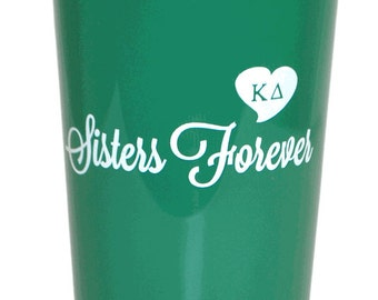 Kappa Delta Sisters Forever Cup