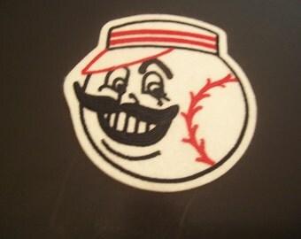 Cincinnati Reds Patch 1956