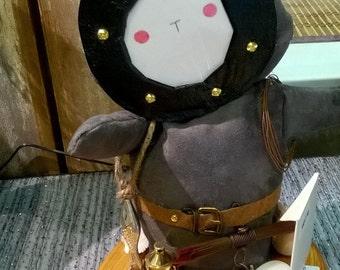 Fathomless Tilt Steampunk Doll, Explorer