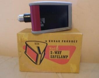 Kodak 2 way safelamp