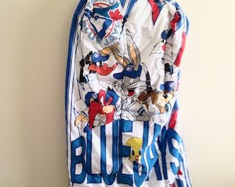 Toronto Blue Jays/ Loonie Tunes Sleeping Bag