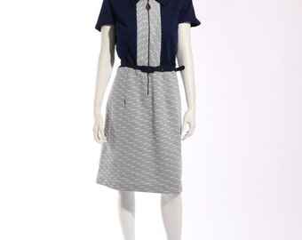 Late 1960s- early 1970s Day Dress