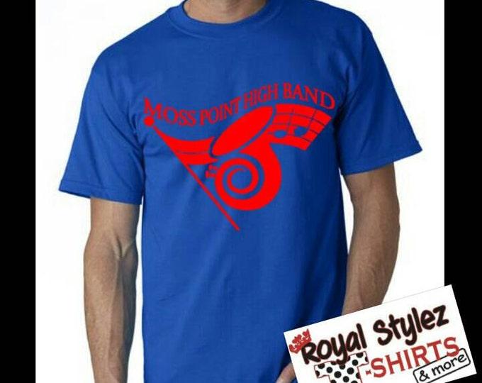 Custom Band Shirt