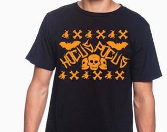Hocus Pocus Halloween Shirt or Sweatshirt Unisex Sizes