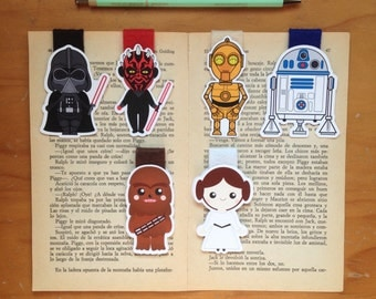 Galactic War Magnetic Bookmarks