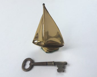 Little brass sloop