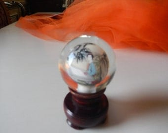 JAPAN PAPERWEIGHT with Stand